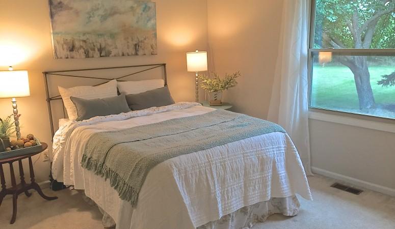 Waverly-Master Bedroom