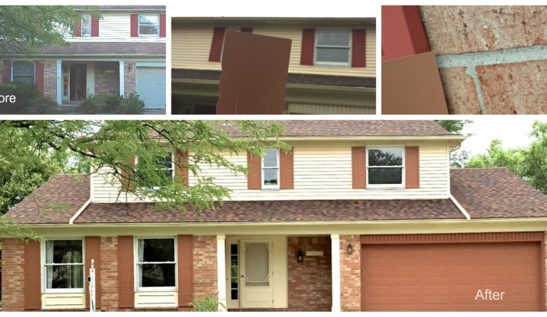 """Color and Curb Appeal-""""Wheat Penny"""".. My Hero"""