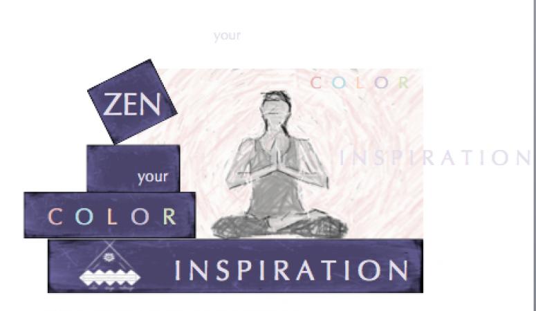 Zen Your Color Inspiration